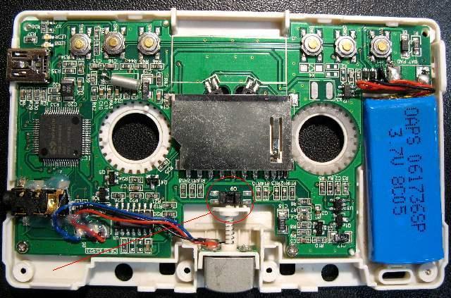 Адаптер в виде аудиокассеты своими руками